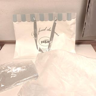 ジェラートピケ(gelato pique)のジェラートピケ ショップ袋セット(ショップ袋)