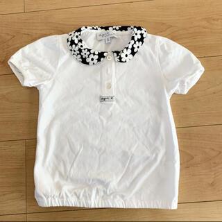 アニエスベー(agnes b.)のagnes b・トップス(Tシャツ/カットソー)