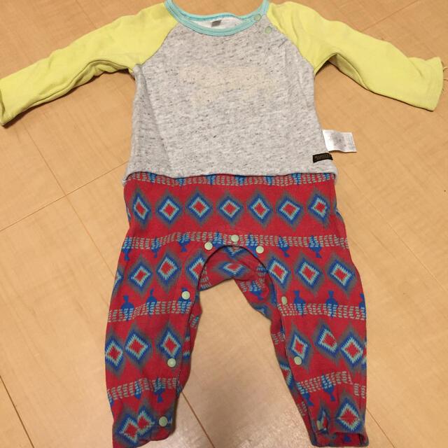 MARKEY'S(マーキーズ)のベビーカバーオール☆マーキーズ キッズ/ベビー/マタニティのベビー服(~85cm)(カバーオール)の商品写真