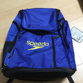 スピード(SPEEDO)のスピード Speedo リュック 34L  SD96B01(マリン/スイミング)