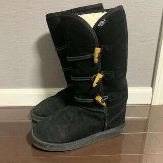 エミュー(EMU)のEMU woolエミューオーストラリアムートンブーツ(ブーツ)