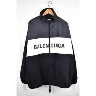 Balenciaga - バレンシアガ ナイロンデニム トラックジャケット