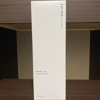 シロ(shiro)のSHIRO ホワイトティー ルームフレグランス 200mL(アロマディフューザー)