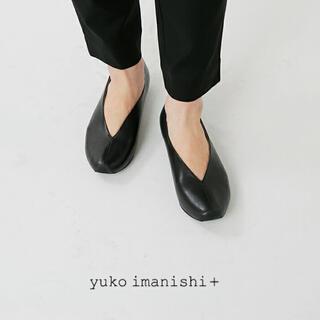 フレームワーク(FRAMeWORK)のyuko imanishi+ Vカットパンプス(ハイヒール/パンプス)