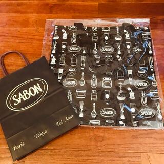 サボン(SABON)の【新品レア✴︎完売品】限定お値下げ❤️SABON エコバッグ♡トートバッグ♡(エコバッグ)