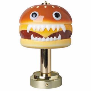 アンダーカバー(UNDERCOVER)の新品 UNDERCOVER HAMBURGER LAMP ハンバーガーランプ(その他)