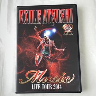 """エグザイル(EXILE)のEXILE ATSUSHI LIVE TOUR 2014""""Music"""" DVD(ミュージック)"""