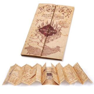 Harry Potter ハリーポッター 忍びの地図 マローダーの地図