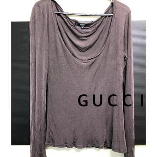 グッチ(Gucci)のGUC C IインナーM(Tシャツ(長袖/七分))