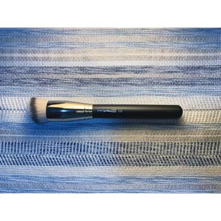 MAC - MAC シンセティック ラウンド スラント ブラシ 170