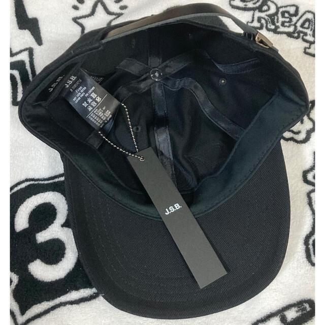 三代目 J Soul Brothers(サンダイメジェイソウルブラザーズ)のJ.S.B キャップ 新品  メンズの帽子(キャップ)の商品写真