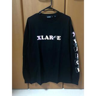 エクストララージ(XLARGE)の新品未使用エクストララージロゴロンT(Tシャツ/カットソー(七分/長袖))