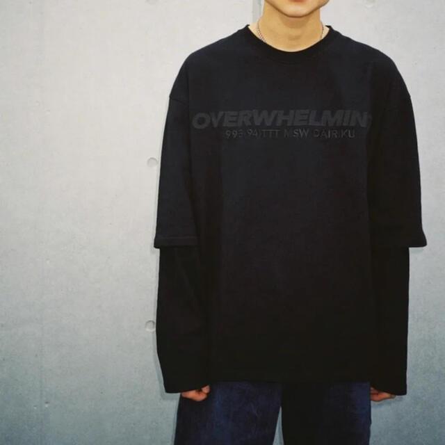 ALLEGE(アレッジ)のDAIRIKU × TTT MSW 「Layered Tshirt」20ss メンズのトップス(Tシャツ/カットソー(七分/長袖))の商品写真