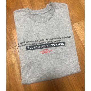 アサヒ(アサヒ)の新品未使用 スーパードライTシャツ(Tシャツ/カットソー(半袖/袖なし))