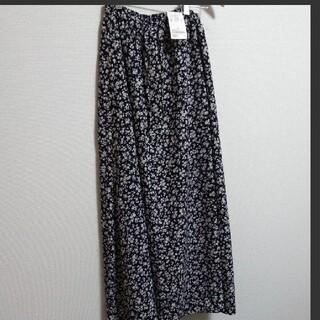 コーエン(coen)の発送前セール!新品タグ付き!coenの花柄ロングスカート(ロングスカート)