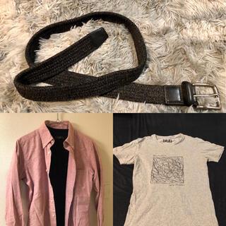 オリヒカ(ORIHICA)のUSED服のまとめ売りです! 3点(Tシャツ/カットソー(半袖/袖なし))