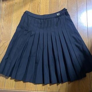 フレッドペリー(FRED PERRY)のフレッドペリー プリーツスカート 巻きスカート(ひざ丈スカート)
