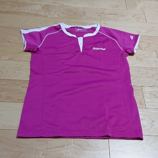 バボラ(Babolat)のBabolat  テニス  ゲームシャツ(ウェア)