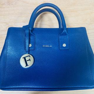 Furla - 【値下げ】FURLA バッグ ネイビー