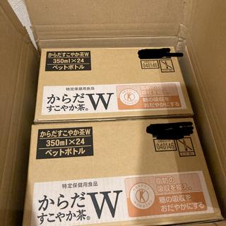コカコーラ(コカ・コーラ)のコカ・コーラ からだすこやか茶W 48本 特定保健用食品(健康茶)