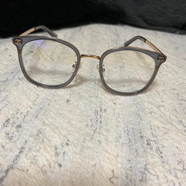 CHANEL(シャネル)の⭐︎なおこ⭐︎さん交渉中 CHANELメガネ レディースのファッション小物(サングラス/メガネ)の商品写真