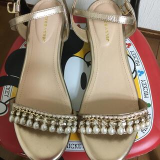 ジェリービーンズ(JELLY BEANS)の夫人靴(サンダル)(サンダル)
