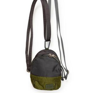 サカイ(sacai)のsacai x PORTER Micro Backpack ショルダーバッグ(ショルダーバッグ)