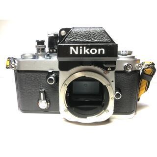 Nikon - ニコン F2 フォトミックA シルバー 805万番