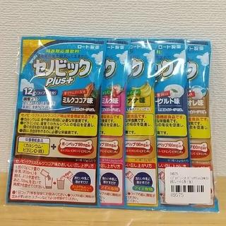 ロートセイヤク(ロート製薬)の【新品】セノビックPlus+ 5味お試しセット(その他)