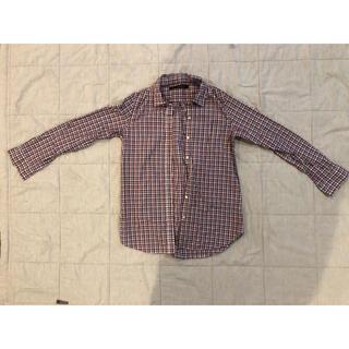メゾンドリーファー(Maison de Reefur)のメゾンドリーファー チェックシャツ(シャツ/ブラウス(長袖/七分))