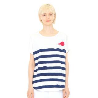 グラニフ(Design Tshirts Store graniph)のグラニフ 五味太郎 きんぎょがにげた きんぎょさん ボックスTシャツ(Tシャツ(半袖/袖なし))