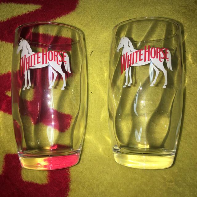 東洋佐々木ガラス(トウヨウササキガラス)のホワイトホース グラス インテリア/住まい/日用品のキッチン/食器(グラス/カップ)の商品写真