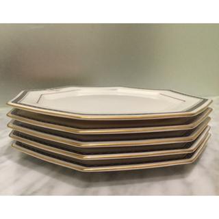 ジバンシィ(GIVENCHY)のアチェ様専用[美品]ジバンシィGIVENCHY お皿(プレート) 5枚セット(食器)
