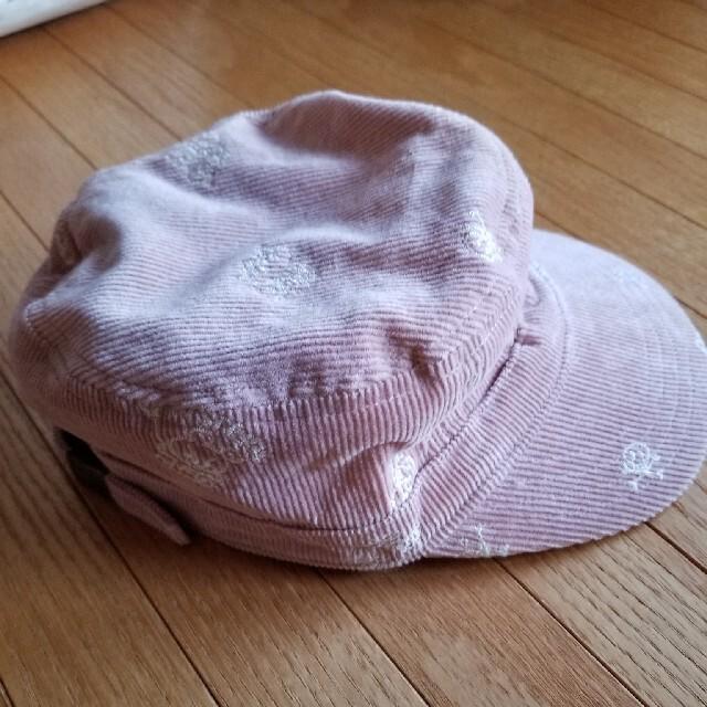 JOEY HYSTERIC(ジョーイヒステリック)のジョーイヒステリック キッズ帽子 キッズ/ベビー/マタニティのこども用ファッション小物(帽子)の商品写真