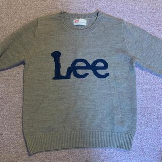 リー(Lee)のLee ニット ロゴ(ニット/セーター)