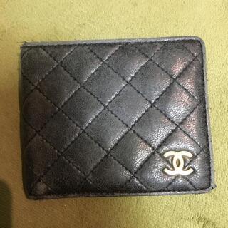 シャネル(CHANEL)のシャネル✨ノベルティ2つおり財布(財布)