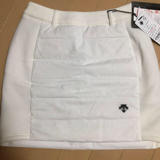DESCENTE - DESCENTEレディース 韓国ダウンスカート  61新品、正規、タグ付き