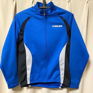 パール(pearl)のPEARLiZUMi パールイズミ 青ジャケット 裏起毛 サイクルウェア(ウエア)
