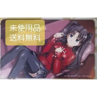 未使用品 遠坂凛『Fate/stay night』×うるし原智志 テレカ(カード)