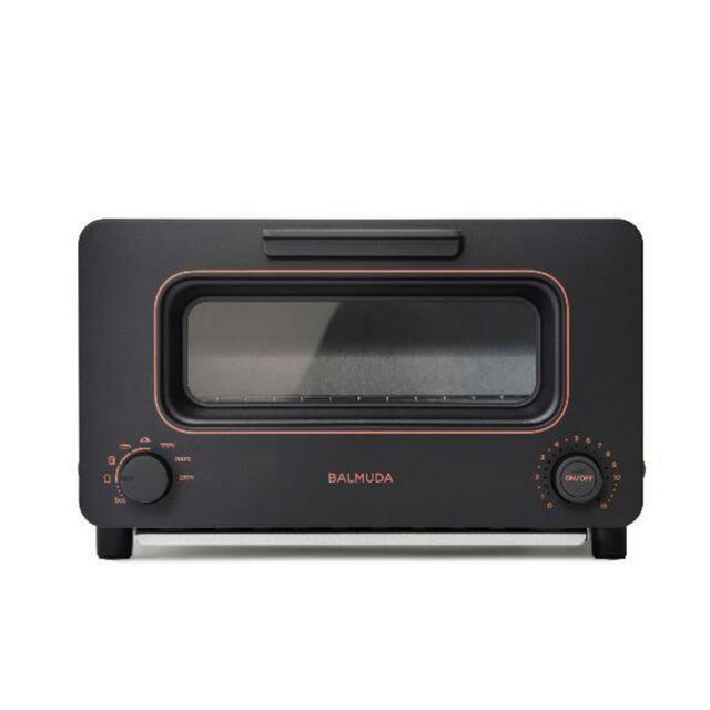 BALMUDA(バルミューダ)のy3様専用 バルミューダ ザ・トースター 新型(K05A) ブラック スマホ/家電/カメラの調理家電(調理機器)の商品写真