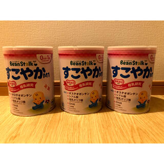 オオツカセイヤク(大塚製薬)のすこやかM1 ビーンスターク 乳児用調製粉乳(その他)