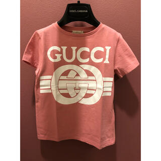 グッチ(Gucci)のGUCCI 正規品 キッズ 4a Tシャツ(Tシャツ/カットソー)