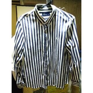 フレッドペリー(FRED PERRY)のフレッドペリー モッズストライプシャツ(シャツ)