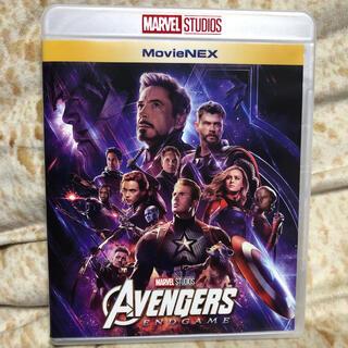 マーベル(MARVEL)のアベンジャーズ/エンドゲーム MovieNEX Blu-ray3枚組(外国映画)