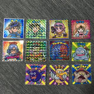 スクウェアエニックス(SQUARE ENIX)のダイの大冒険マンチョコ 11枚セット(カード)