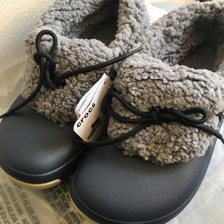 crocs - クロックス ボア ブーツ ユニセックス