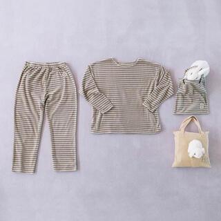 サマンサモスモス(SM2)の☆ 2020 冬 ノベルティ バッグ付きルームウェア 素材 ポリエステル100%(ルームウェア)