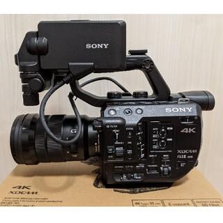 SONY - SONY FS5 II PXW-FS5M2K