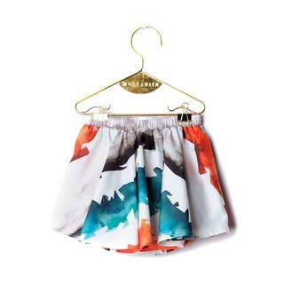 bobo chose - 【新品】ウルフアンドリタ スコート ブルマ かぼちゃパンツ スカート 80 90