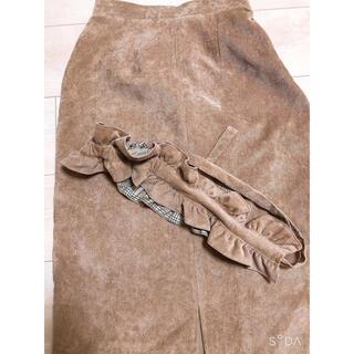 ナイスクラップ(NICE CLAUP)のナイスクラップのロングスカート(ロングスカート)